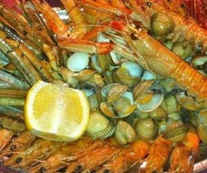 Parrilladas de marisco en Alcorcón