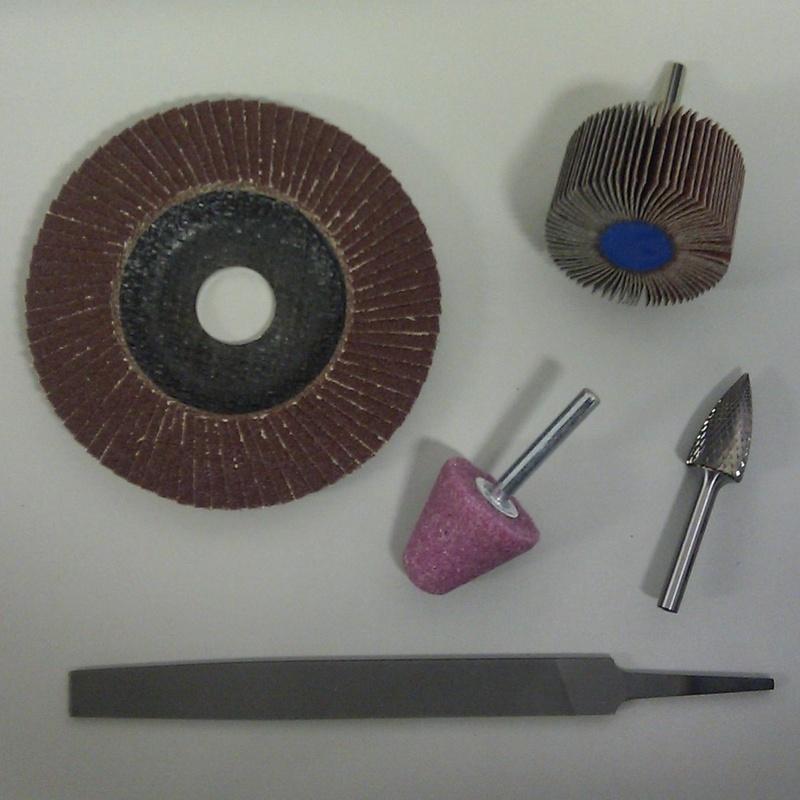 Abrasivos: Productos de Sumaser