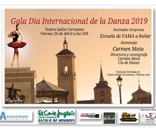 Gala día Internacional de la Danza 2019