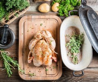 Realizamos encargos: Carnicería y Pollería de Carnicería Sanper