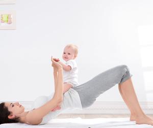 Yoga y pilates con niños
