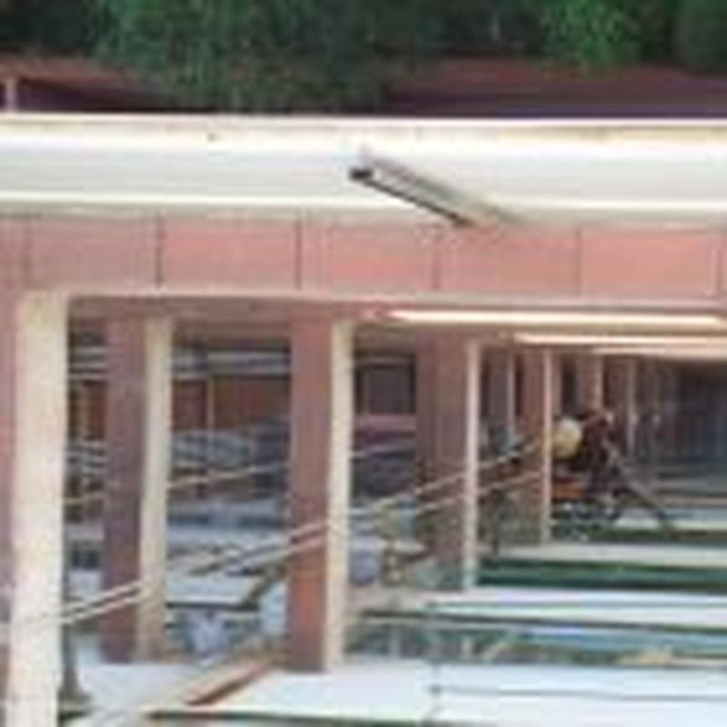 Reparaciones puntuales en fachadas: Catálogo de M-38 Soluciones Verticales