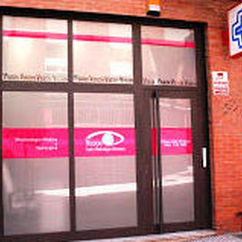 Consultas fuera de Asturias: Servicios de Vission - Centro Oftalmológico Veterinario