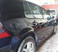 Reparación vehículo de chapa y pintura: Servicios  de Carrocerías Ramontero