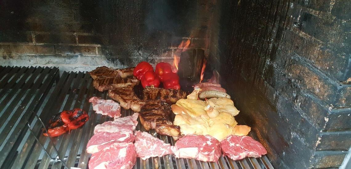 Restaurante de carne a la brasa en Las Palmas de Gran Canaria