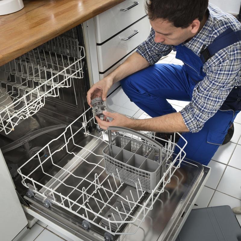 Reparación de lavavajillas: Servicios de Servicio Oficial AEG, Electrolux, Zanussi