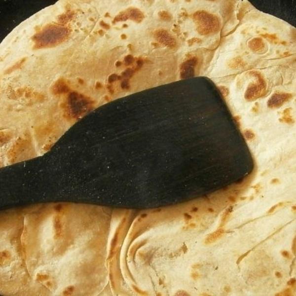 Tipos de panes indios (I)