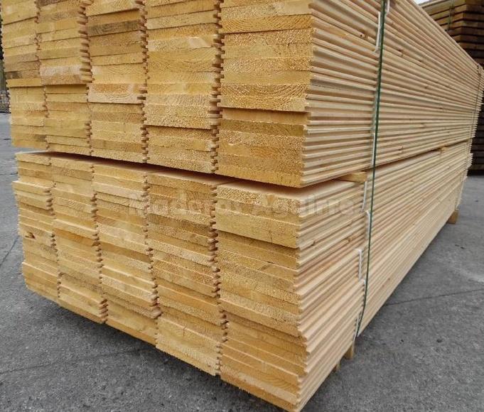 Friso y tarima de madera: Catálogo de Maderas Aguirre