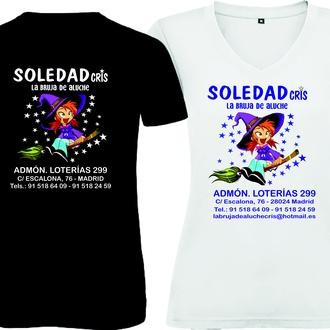 Camisetas Sistema Vinilo Impresión