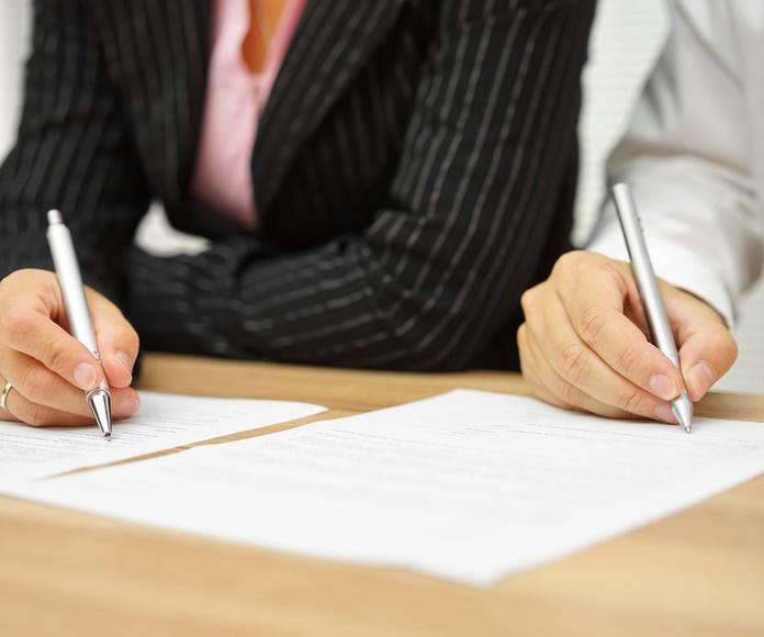Asesoramiento y tramitación de herencias: Áreas de trabajo de Hermelia Asesores