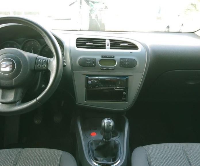 SEAT LEON 2.0TDI 140CV!!: Compra venta de coches de CODIGOCAR