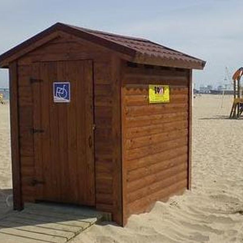 De madera: Catálogo de Boxi Balears
