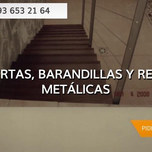 Construcciones metálicas en el Baix Llobregat | Construcciones Metálica Jutefer