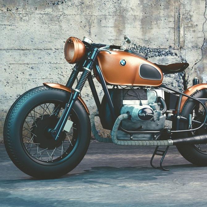Principales tipos de motos