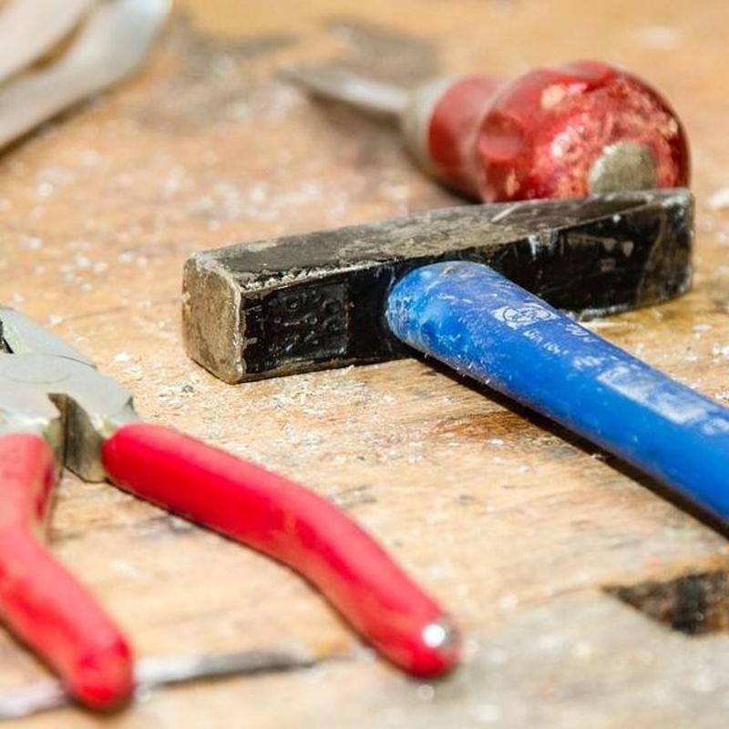 Reparaciones: Trabajos de Aluminios Beyra Arucas