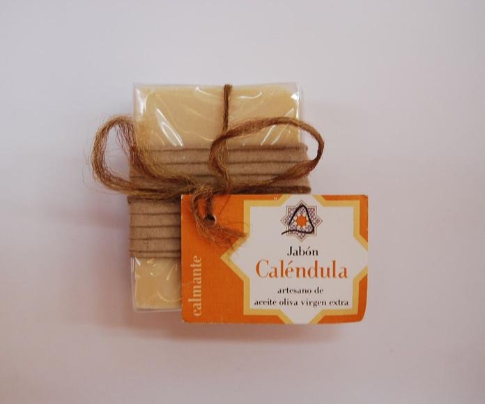 Jabón artesano de caléndula: Productos de Arahí