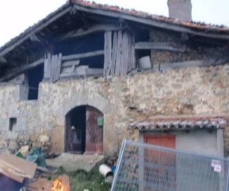 Tejado y fachadas: Servicios de Construcciones Elizaga Mugika