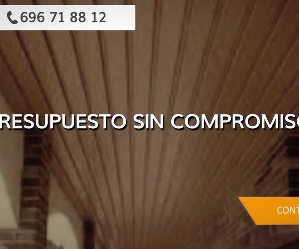Instalación de canalones en Ciudad Real | Canaltom