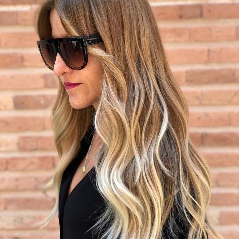 Color: Peluquería de ÁLVARO CASTILLERO HAIR ARTIST