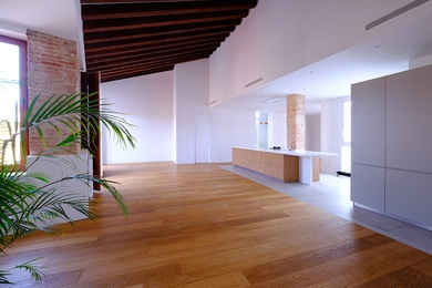 Servicios reforma integral piso grande Valencia