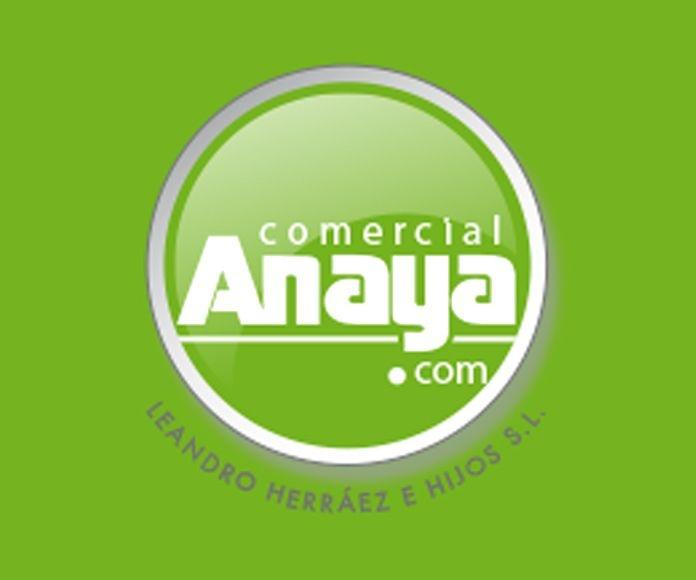 Accesorios de cobre: Productos de Comercial Anaya