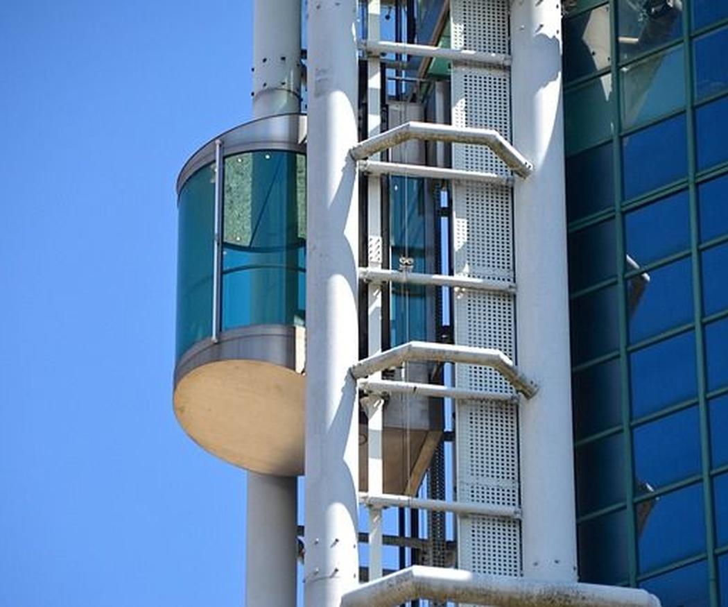 Las ventajas de los ascensores exteriores