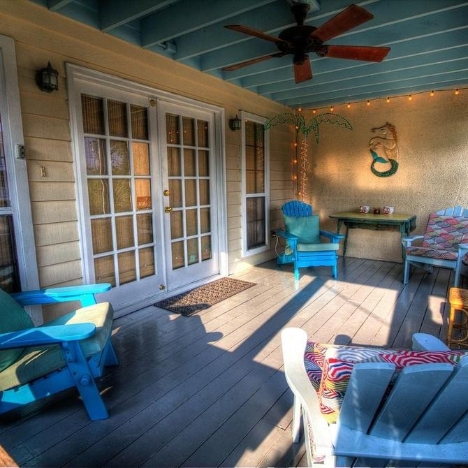 ¿Es aconsejable la instalación de ventanas correderas en la terraza?