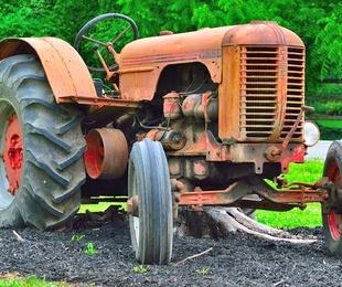 La elección de accesorios para tu tractor