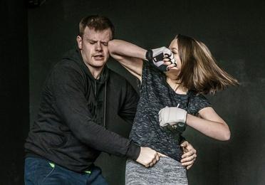 Defensa personal femenina