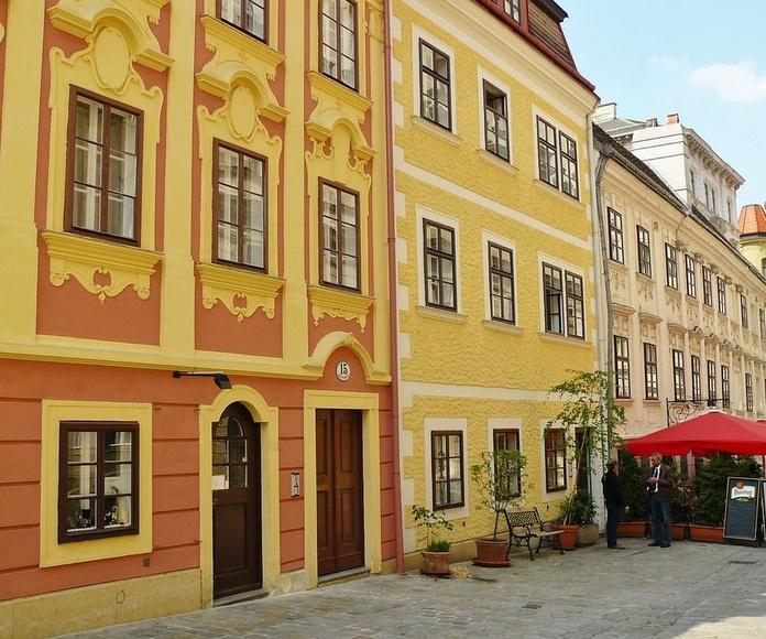 Pinturas y revestimientos industriales para fachadas: Nuestros Productos de Jasoval Color