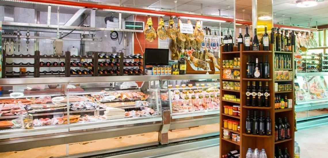 tienda de carnes y embutidos en Ávila