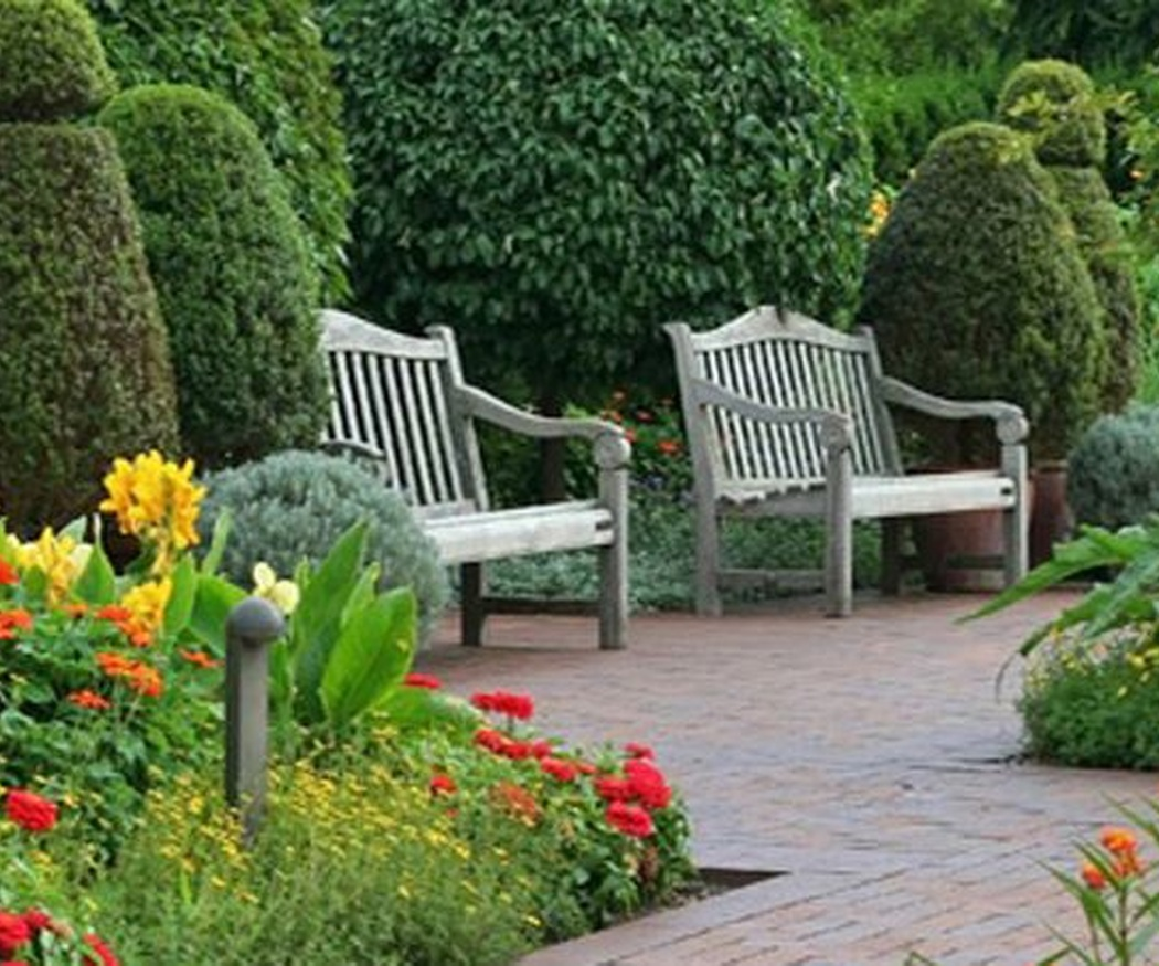 Ideas para renovar tu jardín