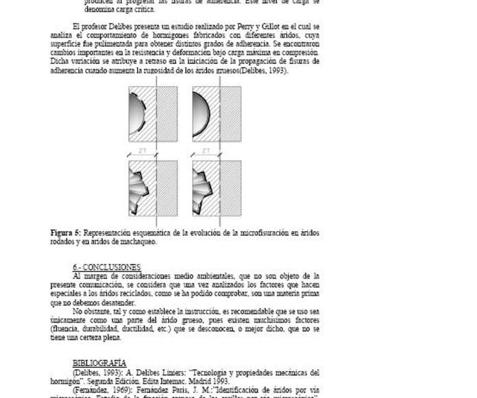 Publicaciones - Áridos