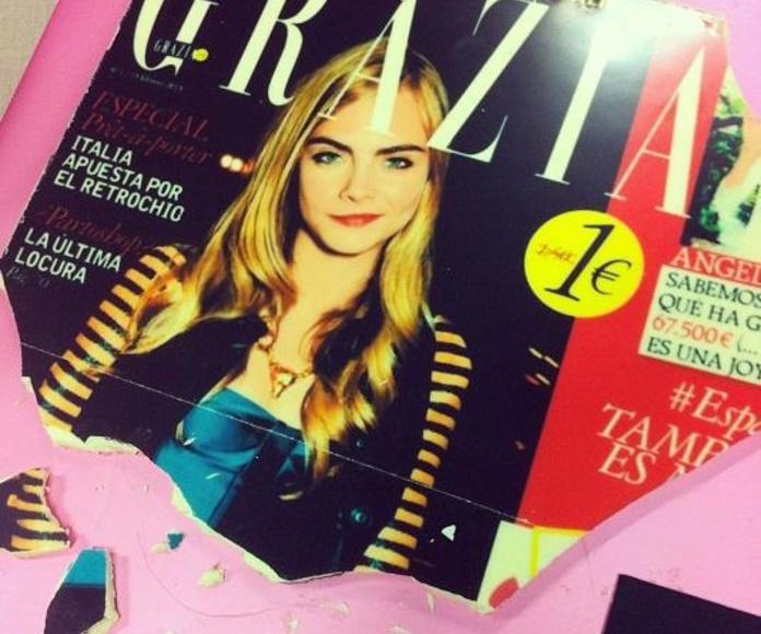 Grazia España, nueva revista en el panorama de la moda en España