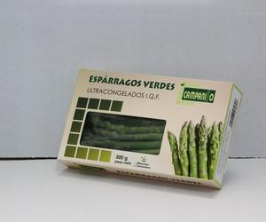 Conservas de espárragos verdes en Cáceres