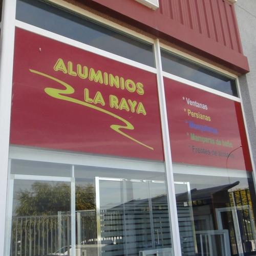 Carpintería de aluminio y PVC en Aljaraque