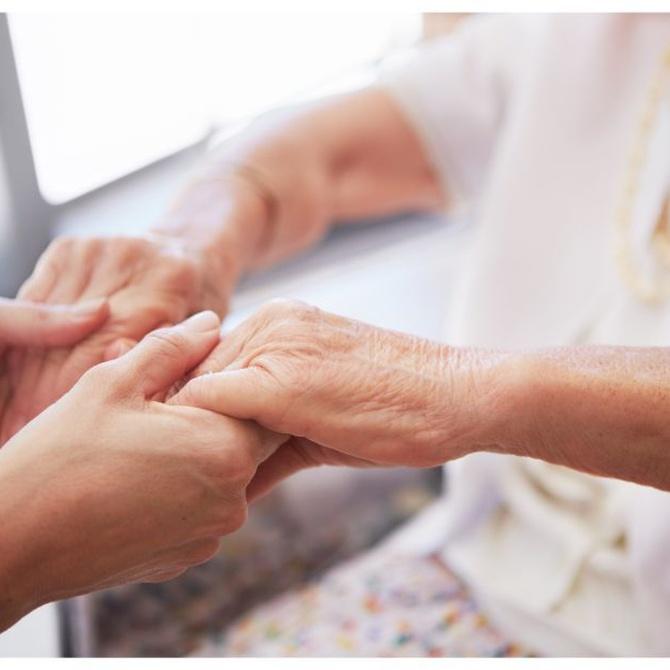 Cualidades del profesional para el cuidado de personas dependientes