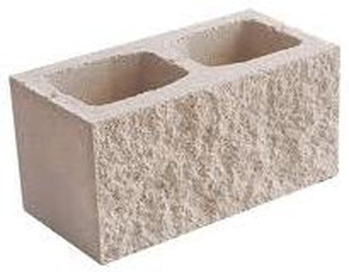 bloque hormigon split