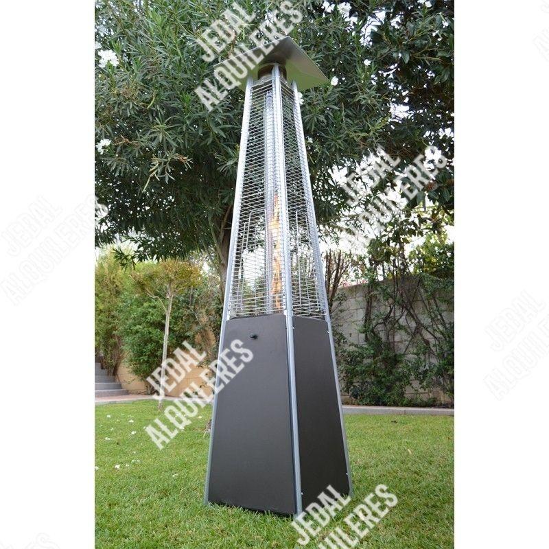 Estufa calor tipo pirámide: Catálogo de Jedal Alquileres