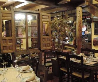 Menú del día: Carta de La Fontana di Trevi