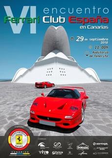 Una vez más con el Club Ferrari España