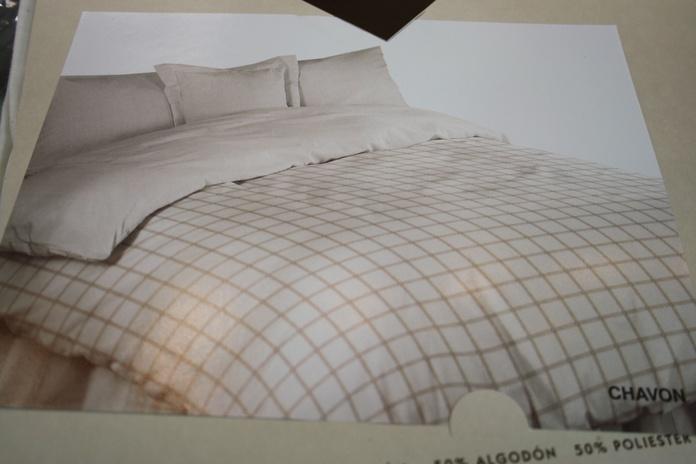 Cassa Nova Chavon. Conjunto de saco, bajera ajustable y funda almohada.: Catálogo de La Cibeles