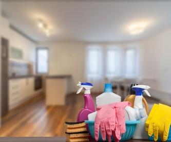 Limpieza de casas vacacionales: Servicios de limpieza de TLQ Servicios
