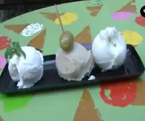 Helados gourmet en Peratallada: Gelat Artesà de Peratallada