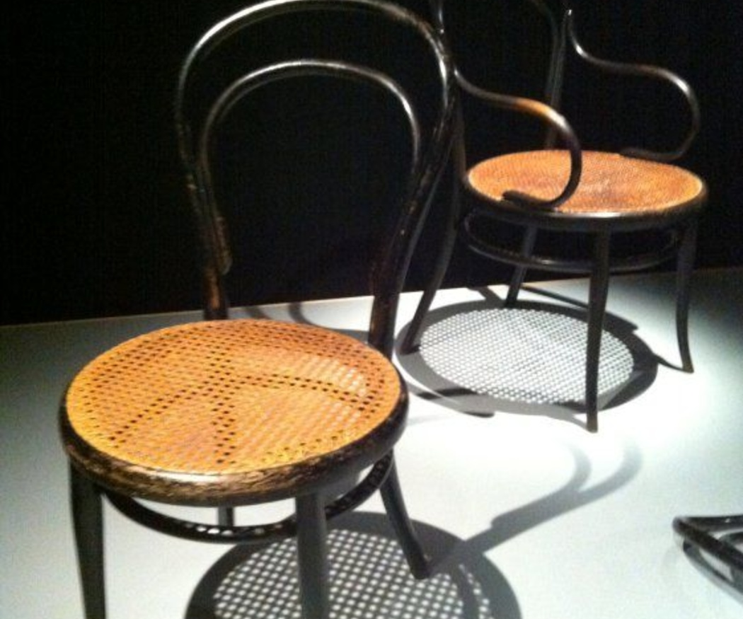La silla Thonet, un clásico del diseño