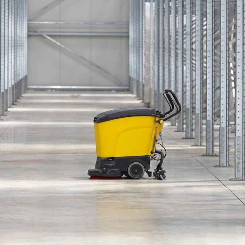 Maquinaria de limpieza: Productos y servicios de Darolimp Limpiezas y Servicios