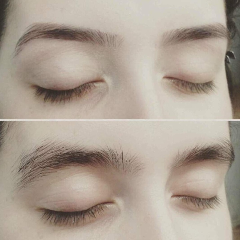 Diseño de cejas: Servicios de Cristina Nails