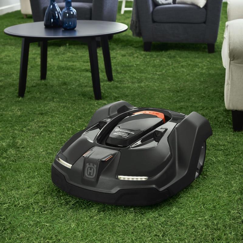 Robot cortacesped Automower®: Servicios de SATGarden