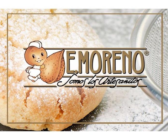 E. Moreno Mantecados: Productos de Rossello y Rossello, S.L