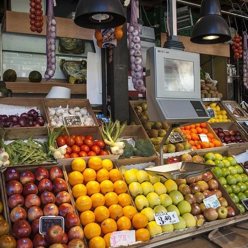 Fruterías/verdulerías: Nuestros productos de Suministros de Hostelería El Maño